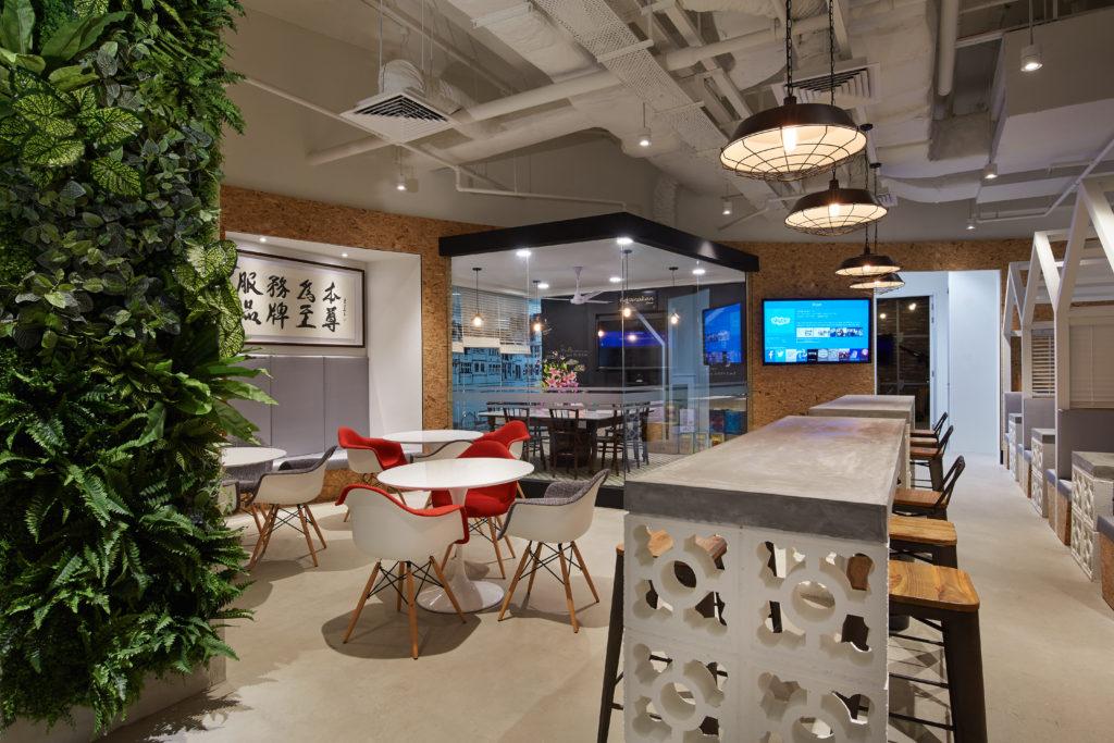 Teledirect commercial interior design singapore unifurn unifurn